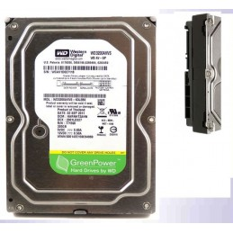 "Western Digital en OCCASION - disque dur 320Go SATA II - 3,5"" - WD3200AVVS Green Power"