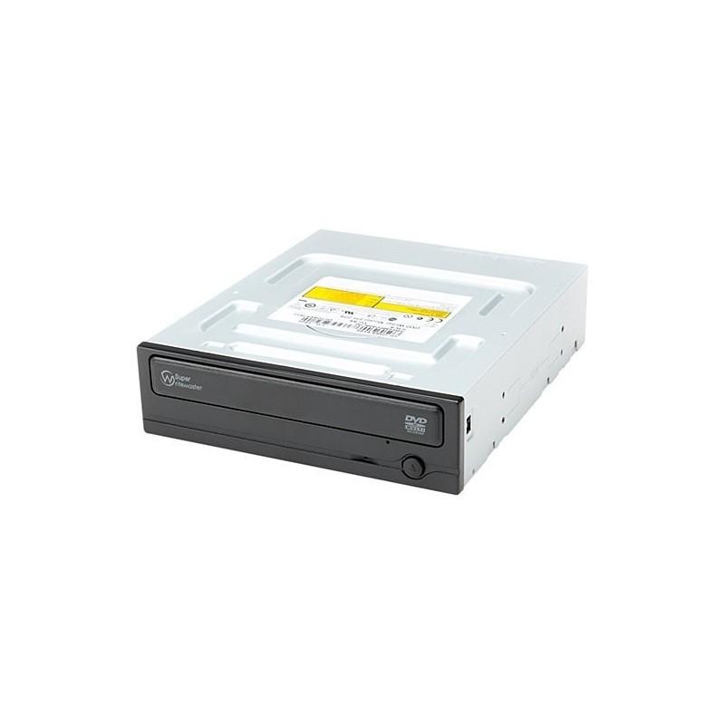 SAMSUNG - SH-224GB Graveur DVD interne 24x SATA Noir pour PC bureau