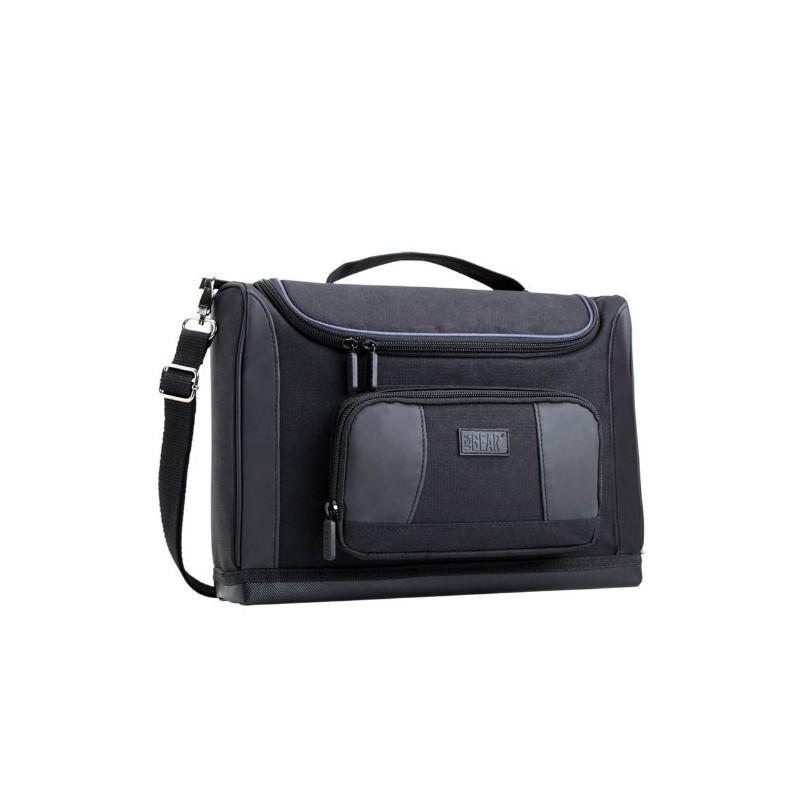 USA Gear S7 Sac Cartable Professionnel Sacoche de Transport Pour PC