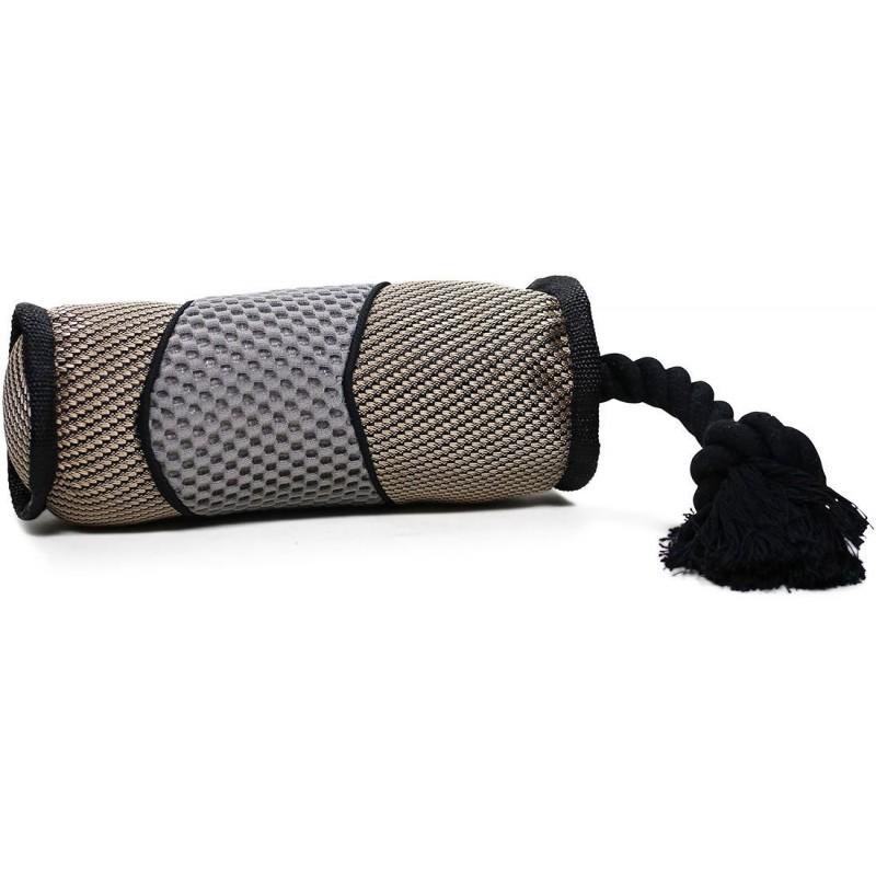 Knuffelwuff Jouet de récupération pour chien BOITE en tissu Oxford env 43cm (avec câble)