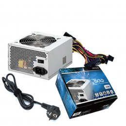 Alimentation GOLD pour PC ATX 550 W Max Silencieuse 20dB Max - vent. 12cm