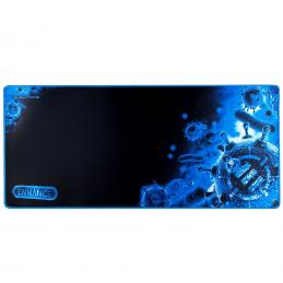 PACK GAMING : Clavier semi-mécanique CLA-PK5 + Souris USB rétroéclairée 7 boutons + Large Tapis bleu ENGXMP2100BLEW