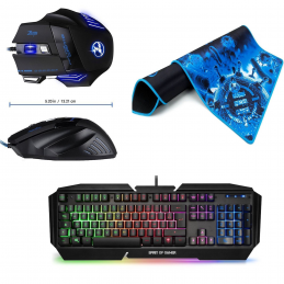 PACK GAMING pour PC :...