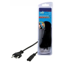 HQ - CABLE électrique Secteur Bipolaire1,8m PC portable TV...