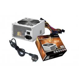 GOLD Alimentation PC  650W  Ventilateur 14cm ATX 650 W - Silencieuse 20dB