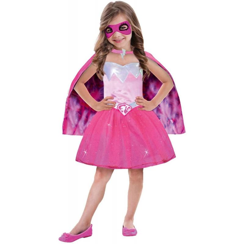 Déguisement Barbie Power Princesse 3/5 Ans