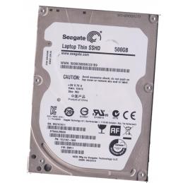 SEAGATE - DISQUE DUR Disque dur Hybride SSH Sata 500Go ST500LM000 avec 8Mo SSD