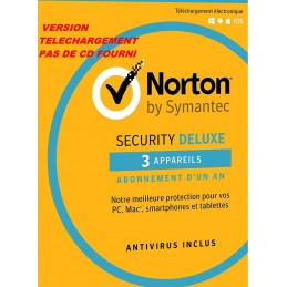 NORTON SECURITY DELUXE 2021...