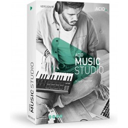 MAGIX - ACID Music Studio 11