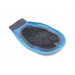 Gant de brossage, Massage et Nettoyage pour chien / chat - ZAMIBO