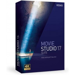 VEGAS Movie Studio 17 Suite...
