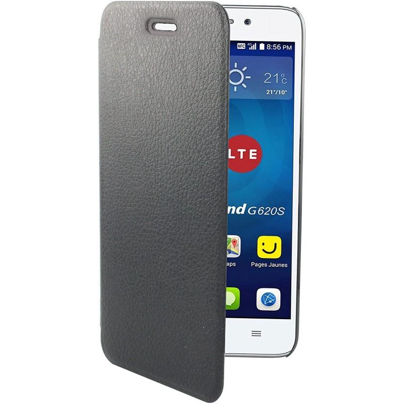 SWISS CHARGER SCP41262 Etui Folio pour Huawei G620S Noir