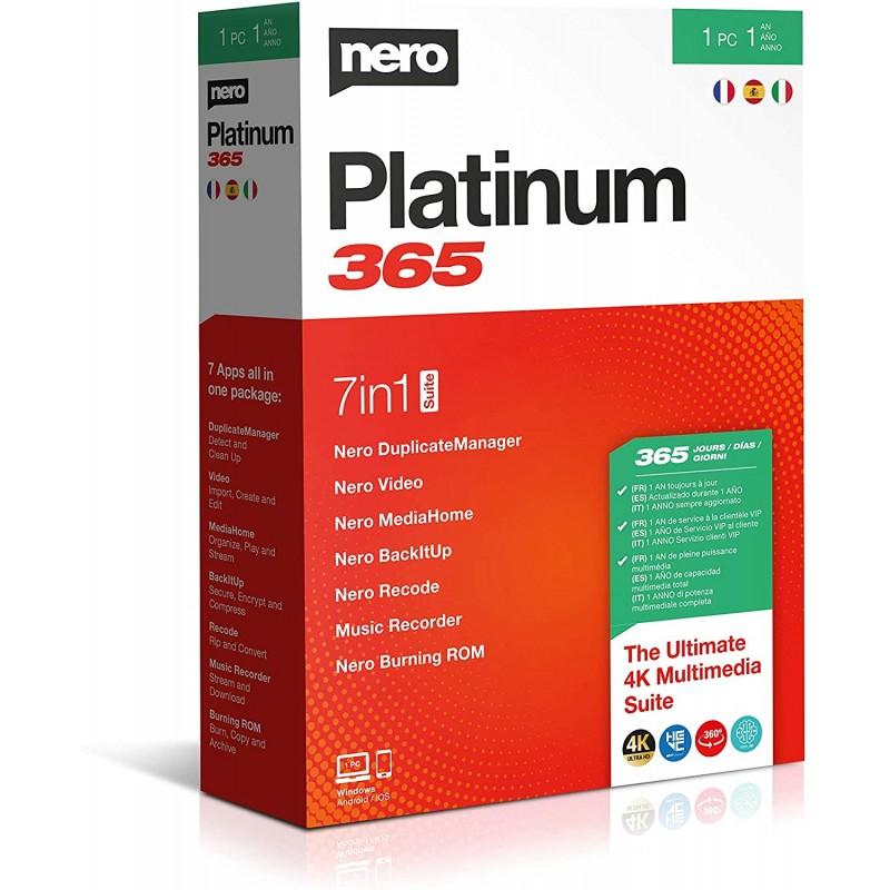 BOITE NERO Platinum 365