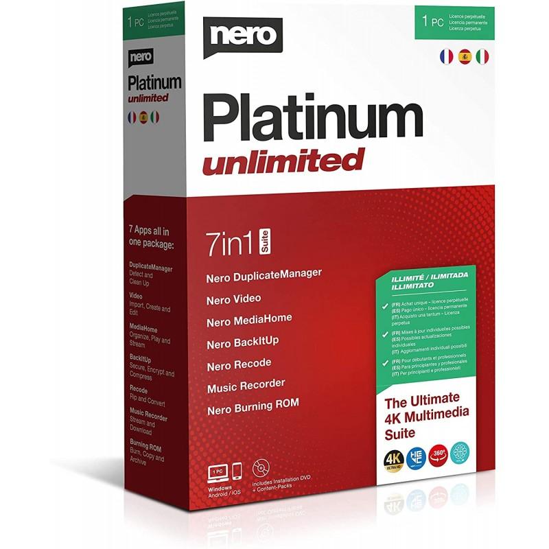 BOITE NERO Platinum Unlimited