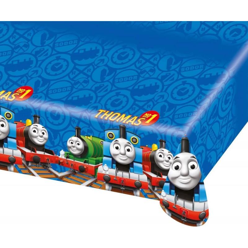 NAPPE Plastifiée Thomas & Friends 1.80m x 1.20m