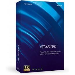 VEGAS Pro 18 - 1 appareil - Licence Perpétuelle - PC - WINDOWS 10 - 64 bits - Multilingue