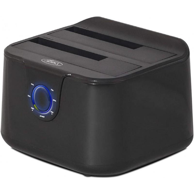 "Advance - Station d'accueil Dual Dock - HDD 2,5""/3,5"" SATA - USB 3.0"