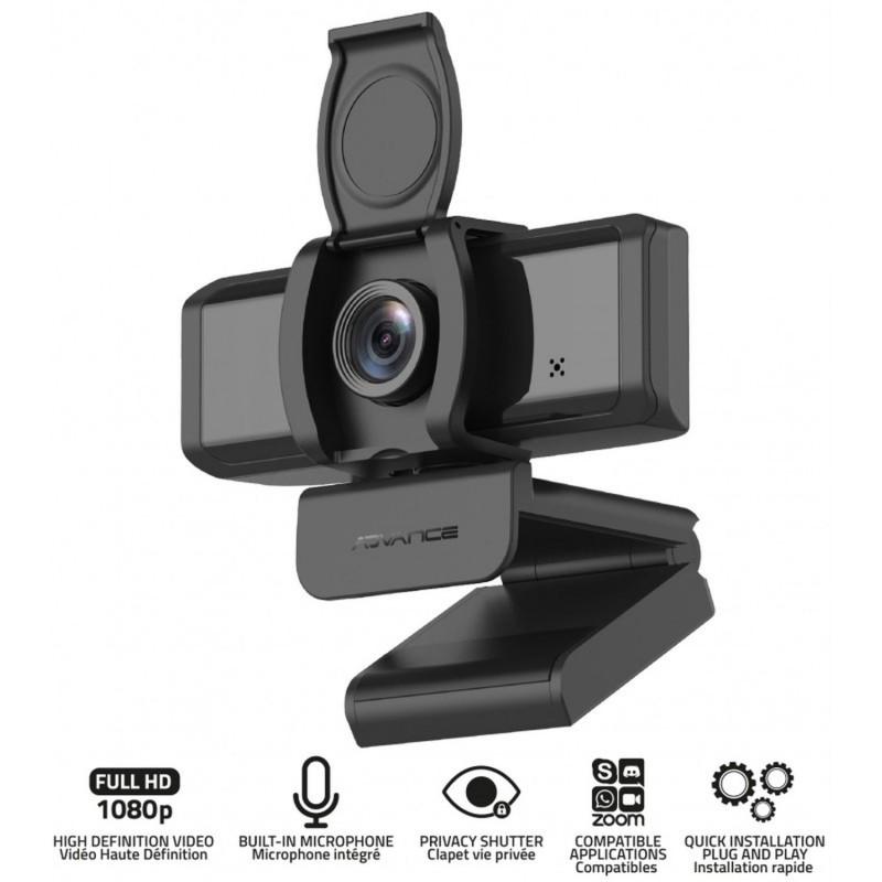 Advance - Webcam Livestream Full HD 1080p