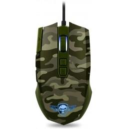 Souris Gaming Elite-M50 Army Edition - 4000 DPI - 8 BOUTONS dont 1 Rapid Fire - Rétroéclairée - Spirit of Gamer
