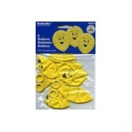 Riethmuller - Lot 6 Ballons à gonfler Sunny