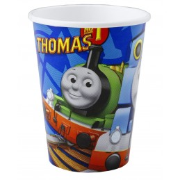 Riethmuller - Lot 8 gobelets en carton Thomas & Friends