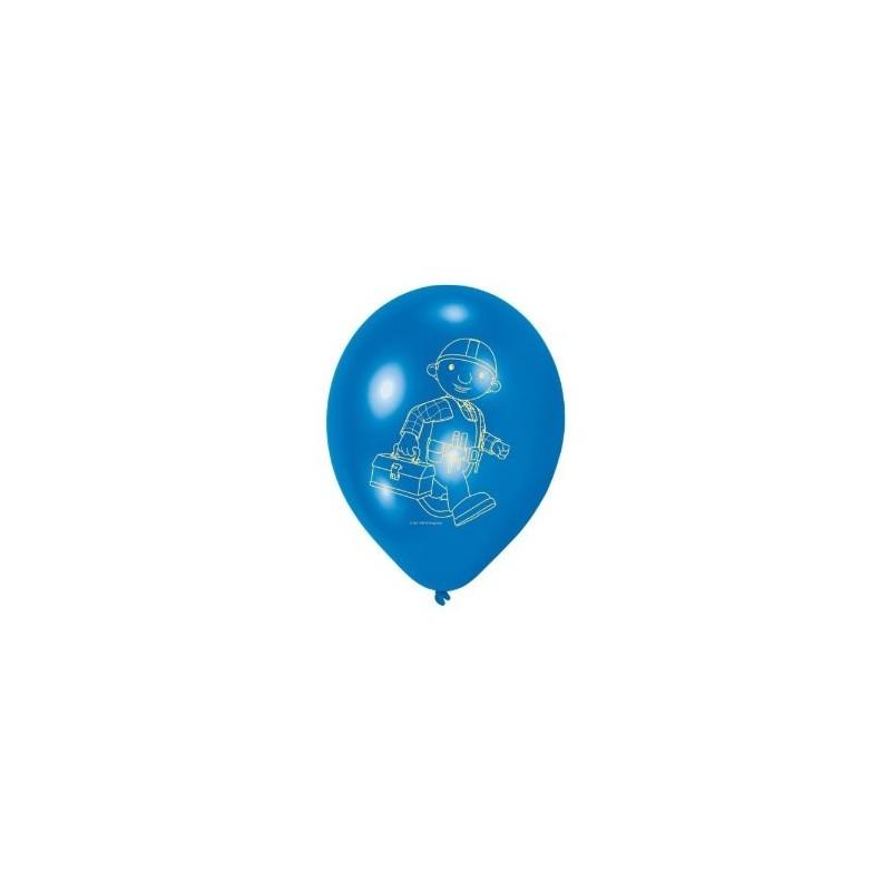 Riethmuller - Lot 6 Ballons à gonfler Bob le Bricoleur
