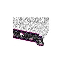 Riethmuller - Nappe Plastifiée 1.80m x 1.20m Monster High