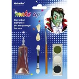 Riethmuller - Set Maquillage, Kit Maquillage Horreur